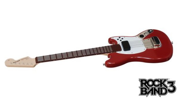Rock Band 3 Pro Guitar from Mad Catz
