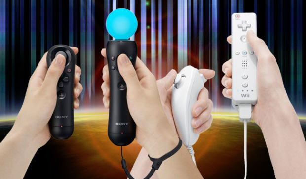 Sony Move Wii Comparison. Will cost $50, Sub: $30 or in bundle for $100
