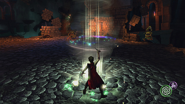 Sorcery PS3 Move screenshot (E3 2010)