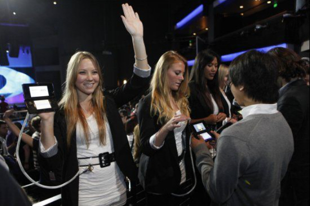 VGB E3 2010 Picks of the Show (Nintendo. Image credit to AP)