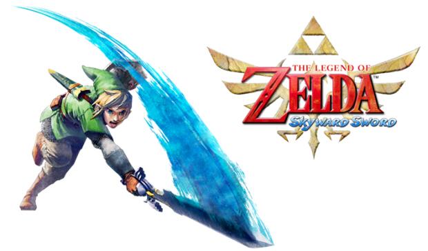 Zelda: Skyward Sword release date is 2011 artwork