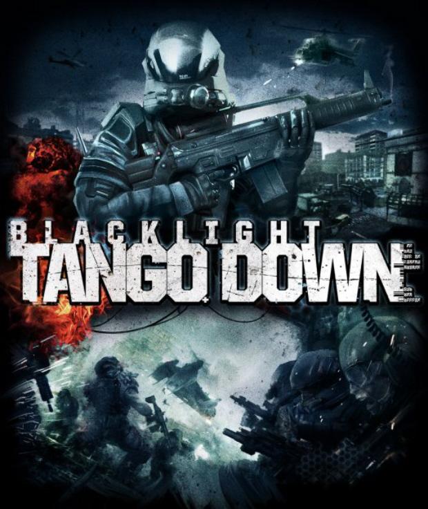 Blacklight: Tango Down box artwork