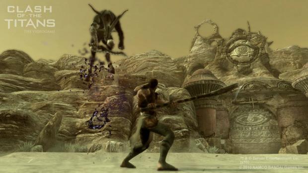 Clash of the Titans game Achievements list screenshot