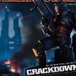 Crackdown 2 Game Informer wallpaper