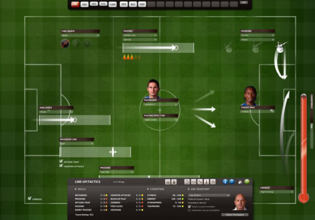 FIFA Manager 11 screenshot