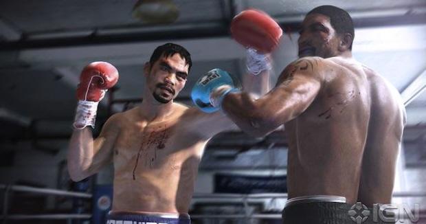 Fight Night Champion screenshot. Releases 2011