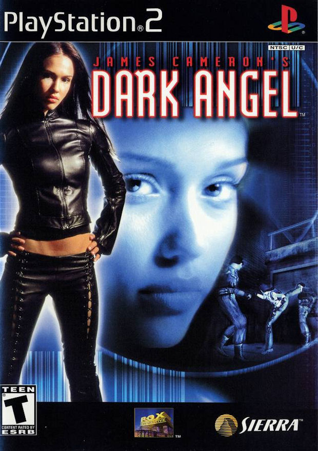 James Cameron's Dark Angel game for PS2