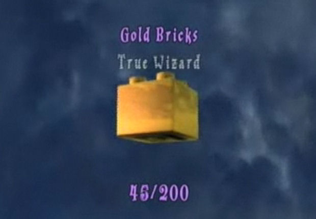 Lego Harry Potter Gold & Red Bricks Locations Guide screenshot