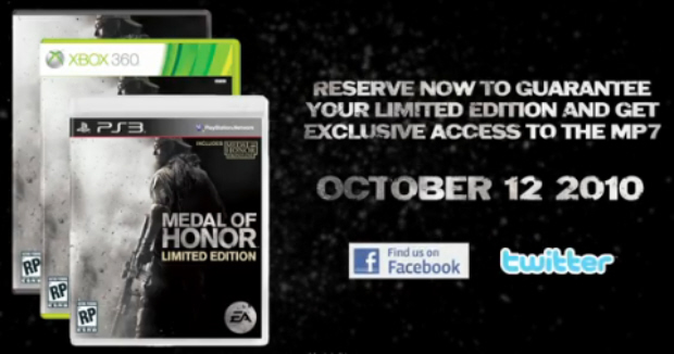 Medal of Honor Limited Edition screenshot