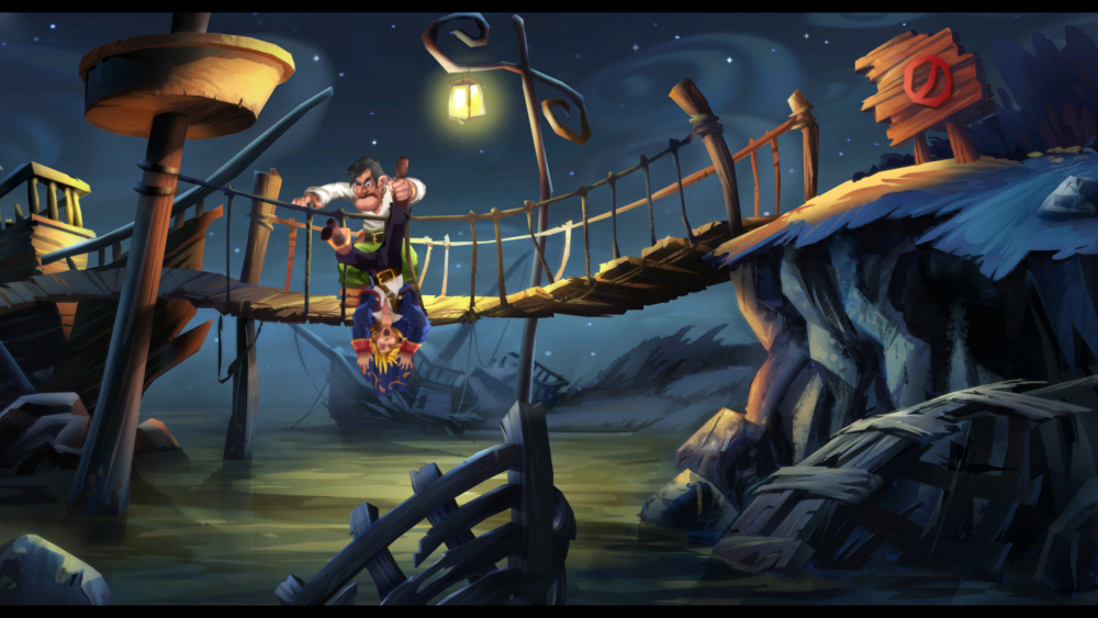 Monkey Island  Special Edition Walkthrough Iphone