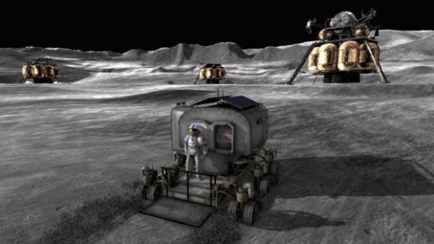 Moonbase Alpha NASA game screenshot (free on Steam)