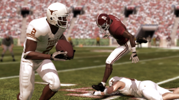NCAA Football 11 walkthrough screenshot