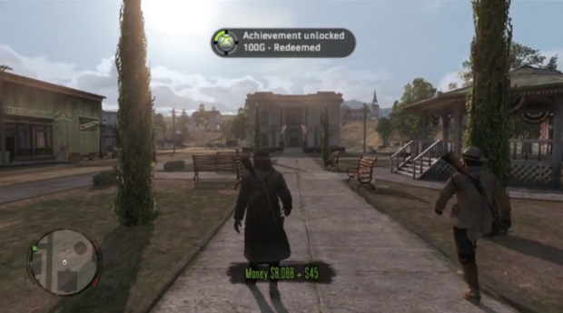 Red Dead Redemption 100 Percent Completion Guide Redeemed Achievement Trophy Screenshot