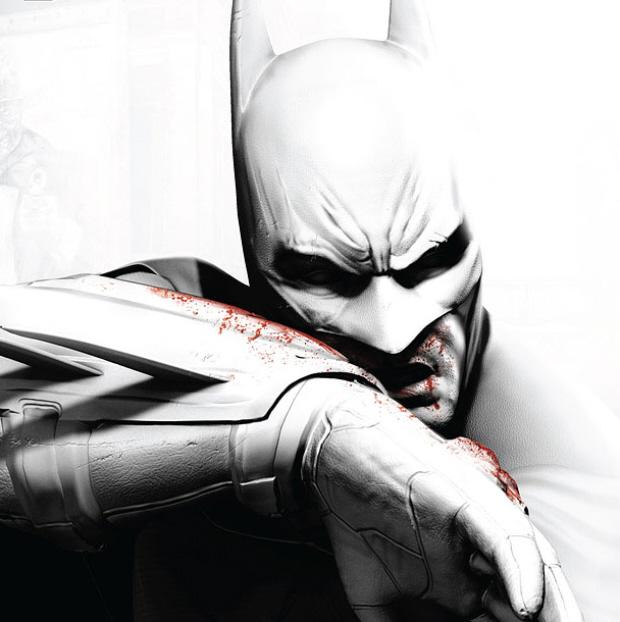 Batman: Arkham City releases 2011 Game Informer cover