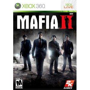 Mafia 2 Xbox 360 boxart