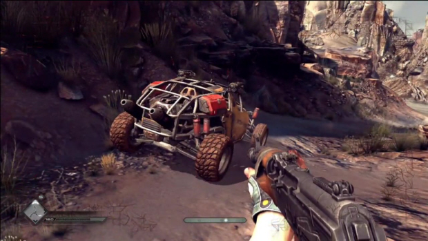 Rage release date is September 13, 2011 (PC, Xbox 360, PS3, Mac)