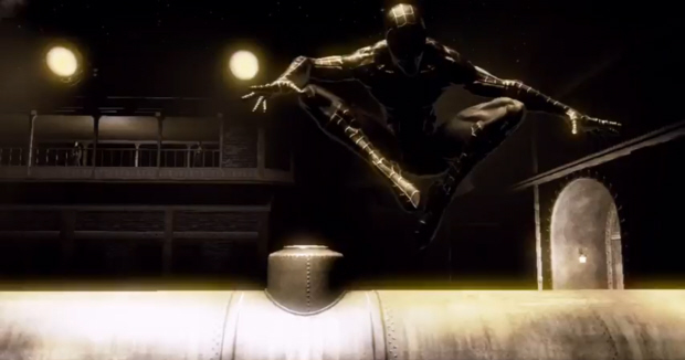 Spider-Man: Shattered Dimensions Negative Zone costume wallpaper
