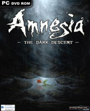 Amnesia: The Dark Descent walkthrough box artwork