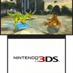 Battle of the Giants: Dinosaur Strike 3DS screenshot