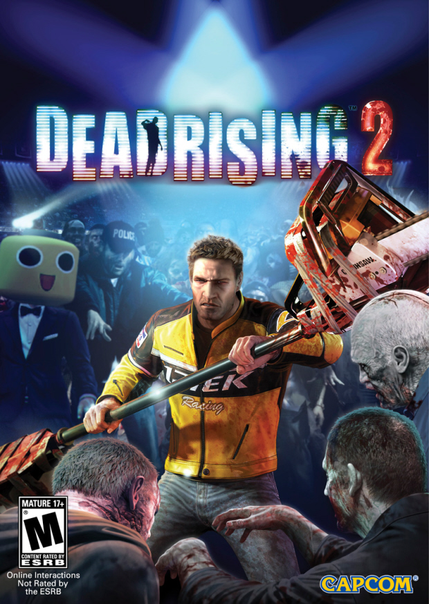 Dead Rising 2 walkthrough box artwork
