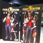 Duke Nukem Forever girls stands at PAX 2010