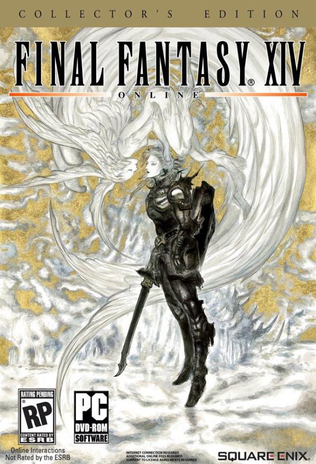 Final Fantasy XIV walkthrough box artwork