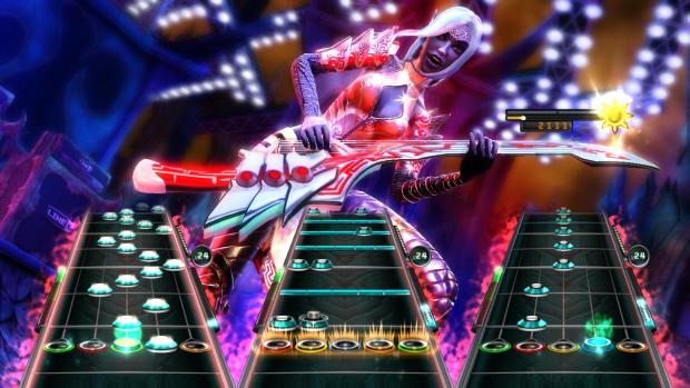 Guitar Hero: Warriors of Rock screenshot