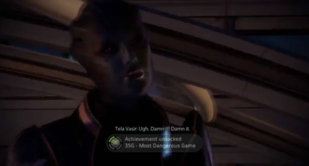 Mass Effect 2 Lair of the Shadow Broker Achievements walkthrough screenshot Most Dangerous Game