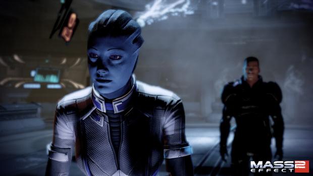 Mass Effect 2: Lair of the Shadow Broker DLC walkthrough artwork