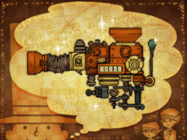 Professor Layton Unwound Future 28 Puzzle Answer Solution SlotMachineGun screenshot