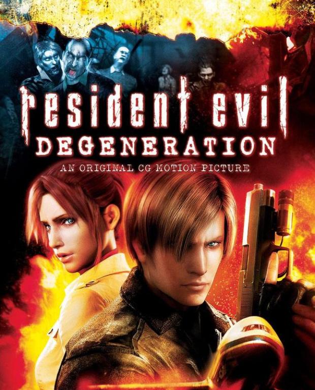 Resident Evil: Damnation 3D CG Movie Announced As Sequel