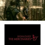 Resident Evil: Mercenaries 3DS screenshot 2
