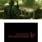 Resident Evil: Mercenaries 3DS screenshot