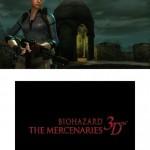 Resident Evil: Mercenaries 3DS screenshot Jill