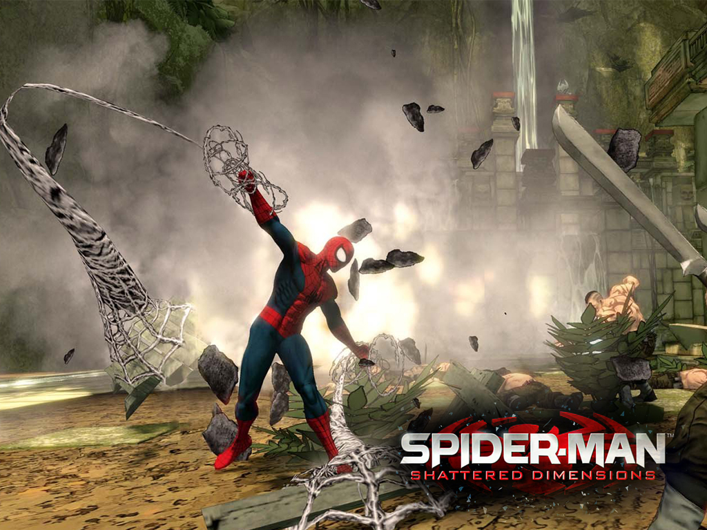 Spider Man Shattered Dimensions 2010