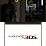 Splinter Cell: Chaos Theory 3DS screenshot 2