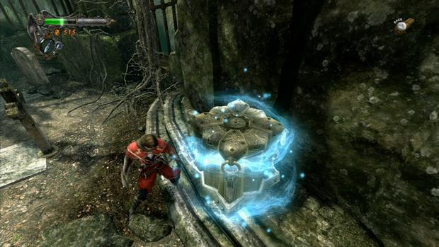 Castlevania Lords of Shadow Brotherhood Arks Location Screenshot