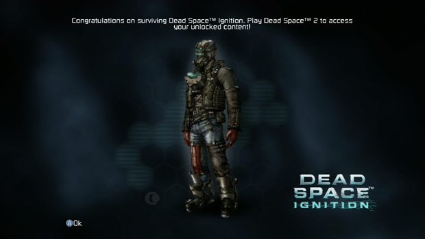 Dead Space 2 Hacker Suit Screenshot