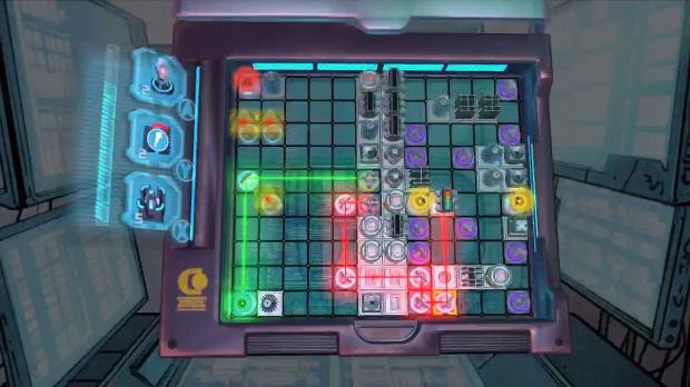 Dead Space: Ignition screenshot (XBLA, PSN)