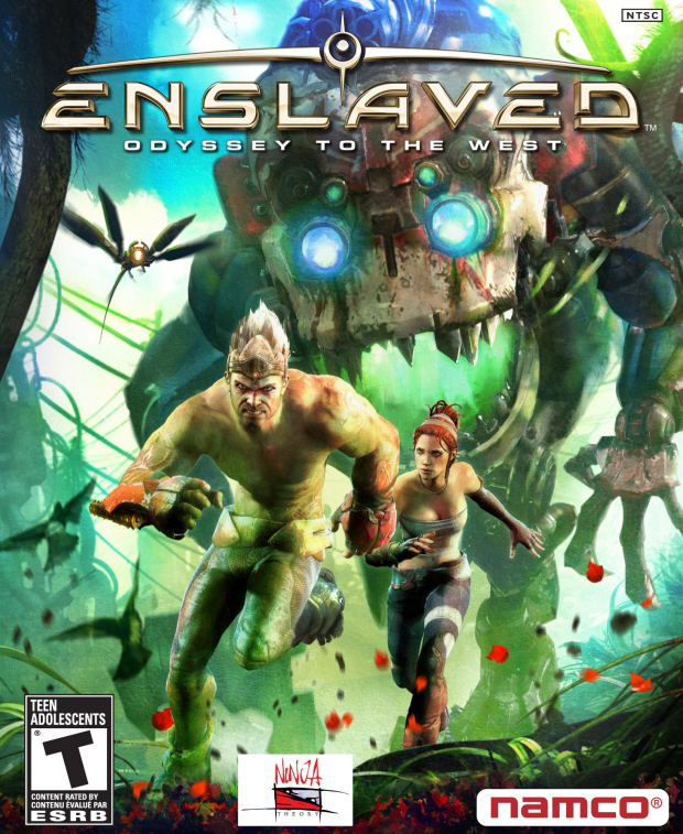 Enslaved walkthrough box artwork