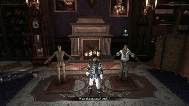 Fable 3 Suits Screenshot