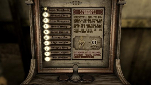 Fallout: New Vegas Perks guide screenshot