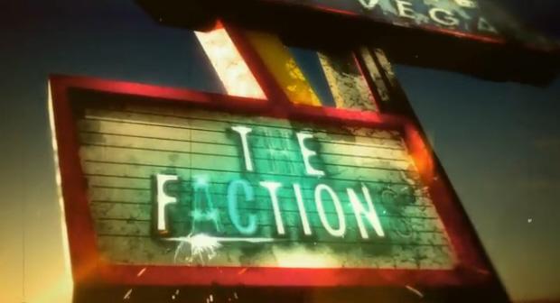 Fallout: New Vegas The Factions screenshot