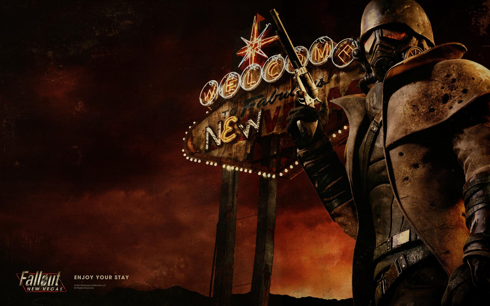 Great Wallpaper Logo Fallout 4 - fallout-new-vegas-wallpaper-3-welcome-sign  2018_712215.jpg