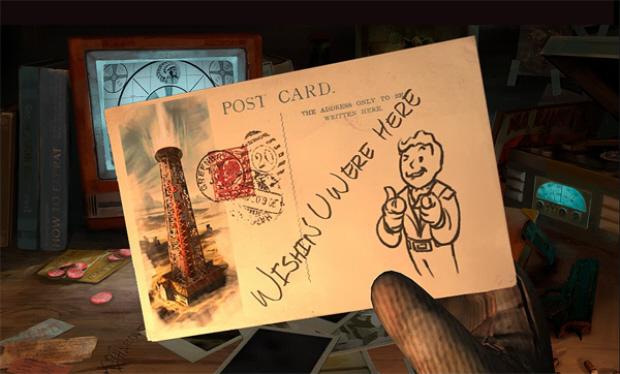 Fallout Online artwork