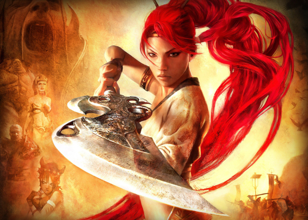 Heavenly Sword 2 would put Nariko in Hell