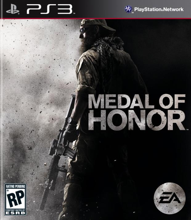 Medal of Honor walkthrough 2010 Tier 1 box artwork