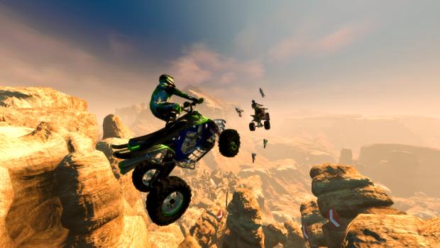 Nail'd gameplay screenshot (Xbox 360, PS3, PC)