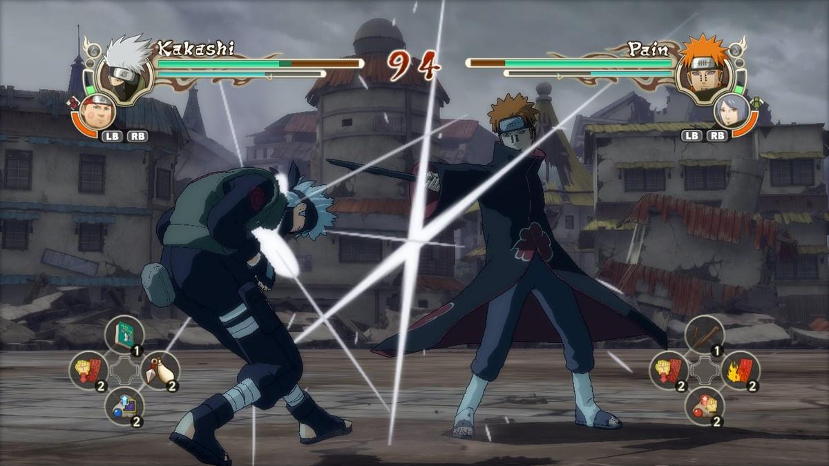 Naruto Shippuden Ultimate Ninja Storm 2 Wallpaper