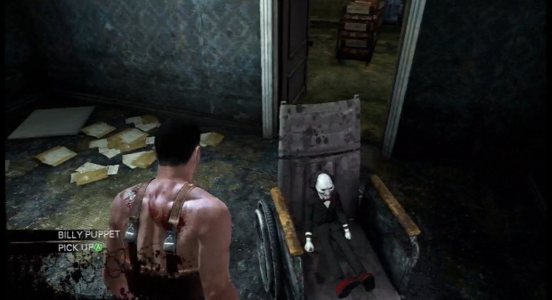 Saw 2 Billy Puppets Locations Guide Xbox 360 Ps3